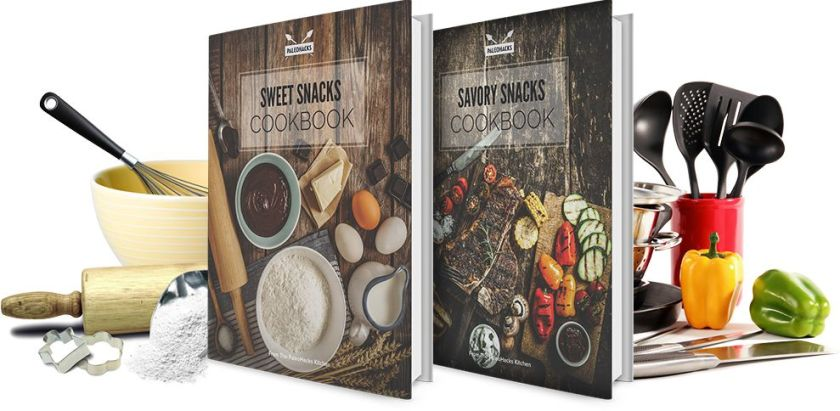 paleo snacks Cookbooks