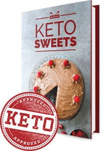 FREE BOOK: KETO SWEETS
